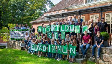 Azubi-Tag 2018 bei EUROIMMUN